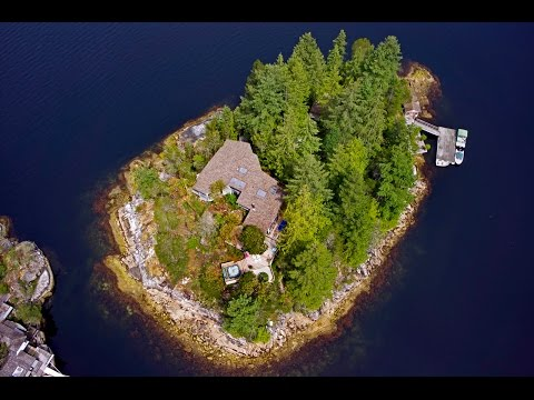 Private Island for sale 2hrs from Downtown Vancouver B.C Can