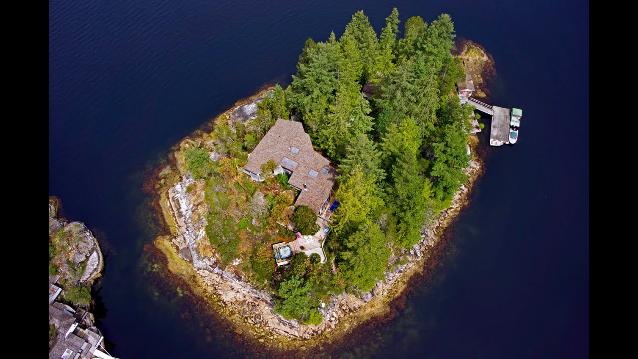 Houses For Sale On Islands In Bc