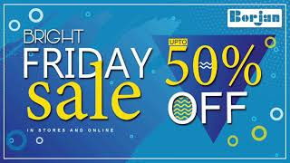 Bright Friday Sale