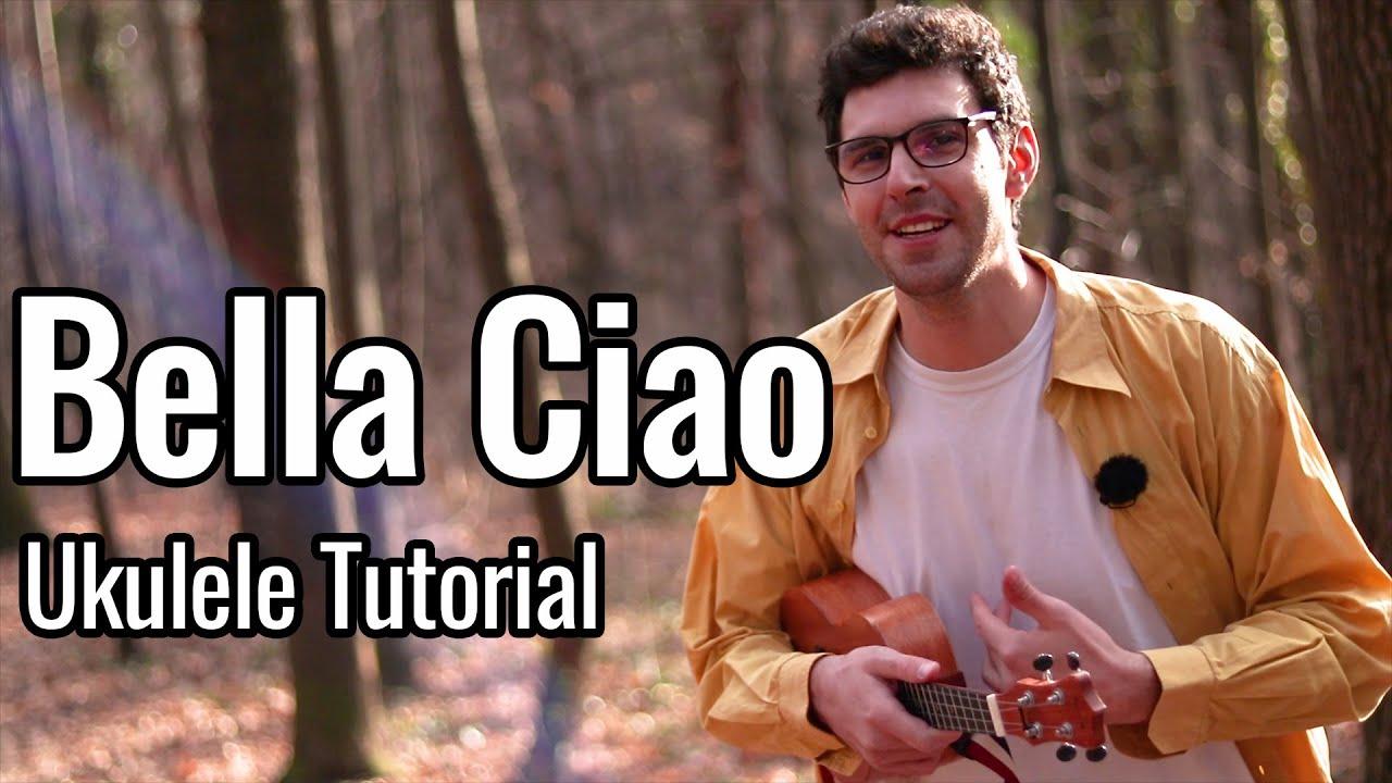 Bella Ciao (Ukulele Tutorial)
