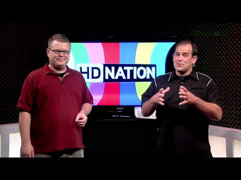 Projector Screen 101: Choosing and Set Up - HD Nation Clips