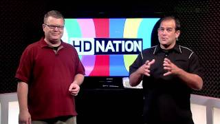 Projector Screen 101: Choosing and Set Up - HD Nation Clips(We've covered projectors, but what about the screens? Do you even need one or will a blank wall do the trick? Robert gives you the basics and explains ..., 2010-05-08T13:34:09.000Z)