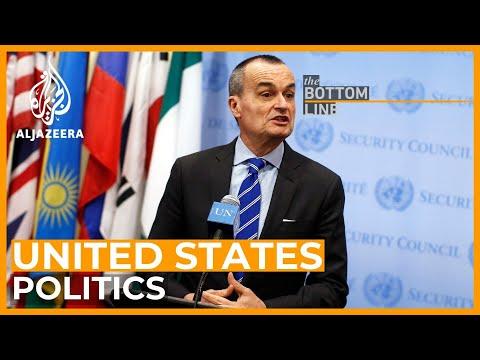 A European take on US politics   The Bottom Line