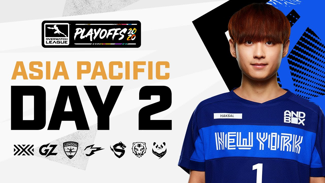 Overwatch League 2020 Season | Playoffs Week 1 | APAC Day 2 thumbnail
