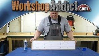 Woodworking Template --- Create A Hard Board Pattern