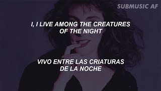 Laura Branigan - Self Control Subtitulado Español/Ingles Lyrics!