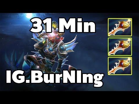 31 Min 3 Divine Medusa Jungle IG.Burning