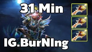 31 Min 3 Divine Medusa Jungle IG.Burning