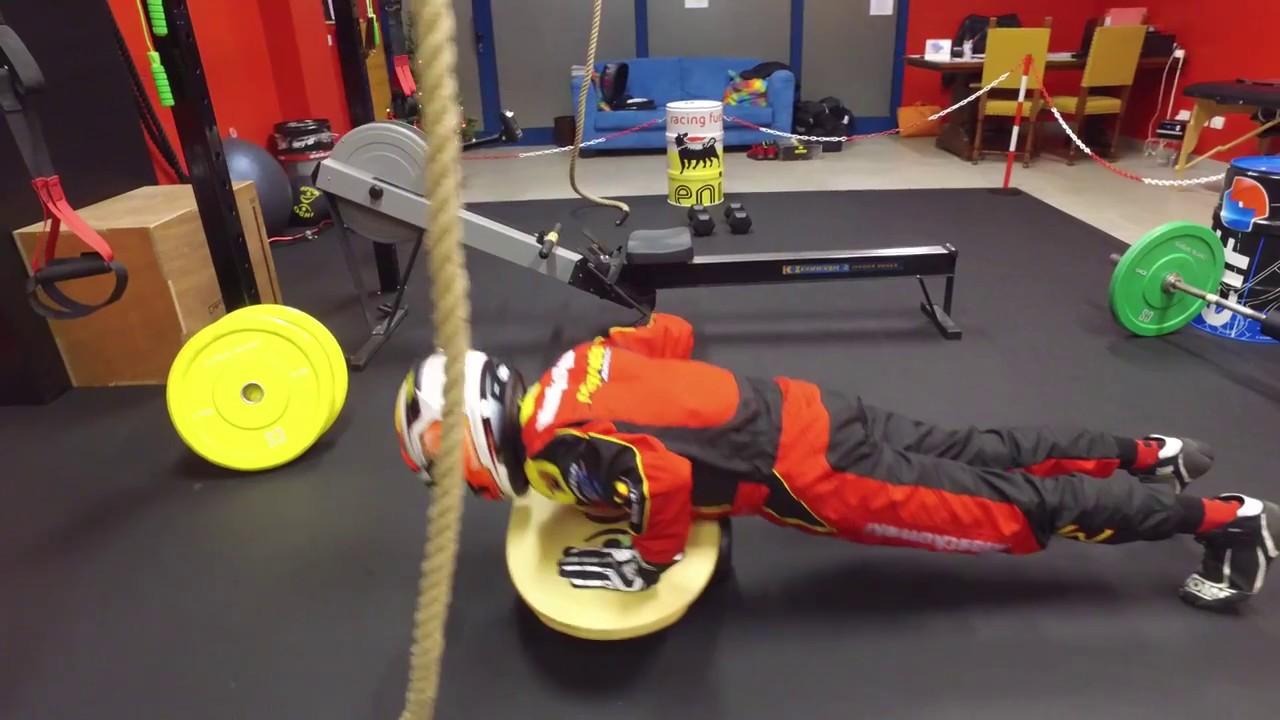Go Kart Training Formula 1 Training Allenamento Go Kart