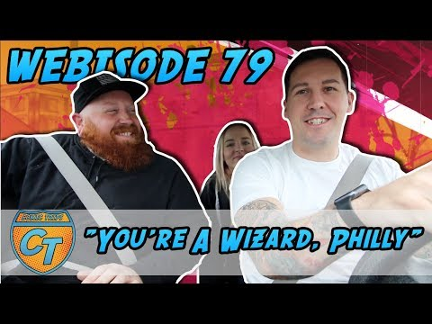 "Comic Trips: Webisode 79- ""You're A Wizard, Philly."""