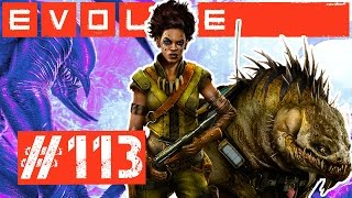 Evolve: Night Hunter Maggie and the Low Levels