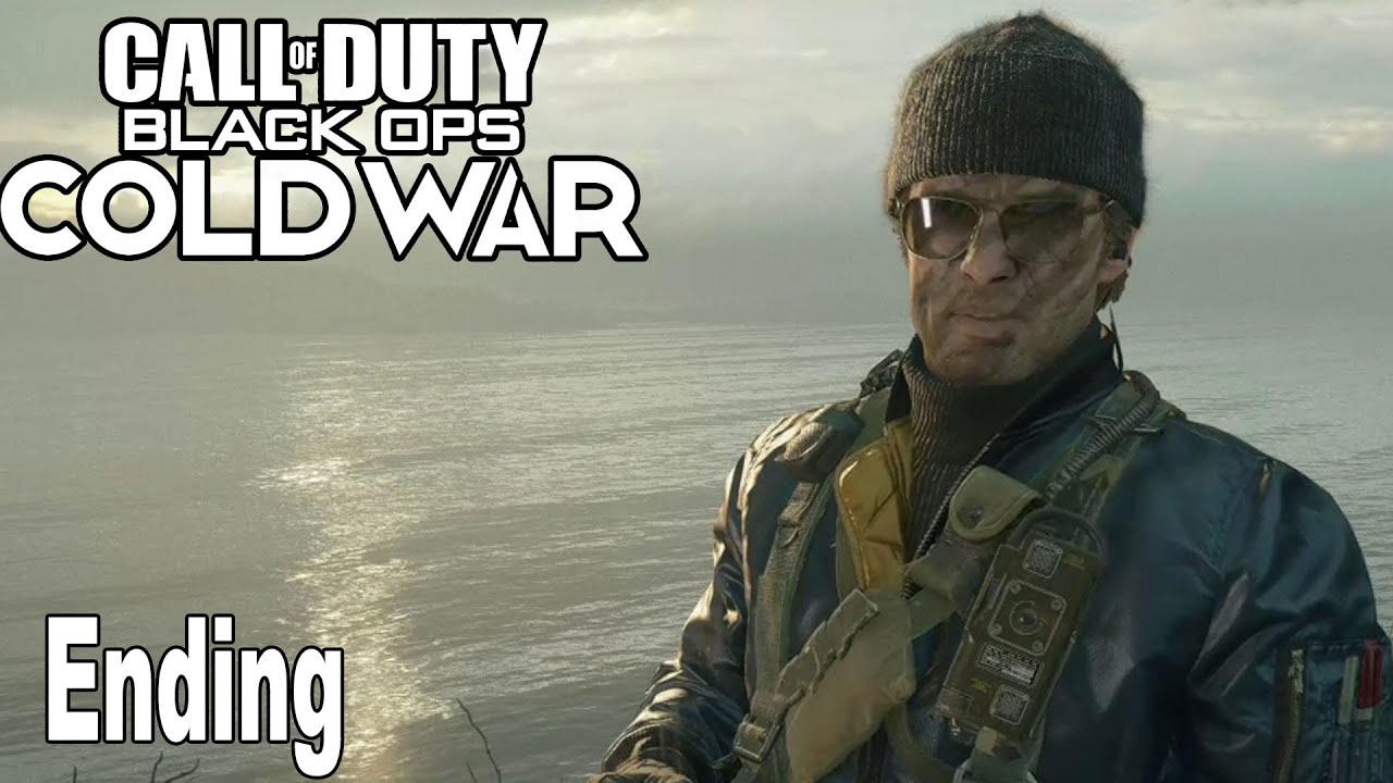 Call of Duty Black Ops Cold War - Ending and Final Mission [HD 1080P]