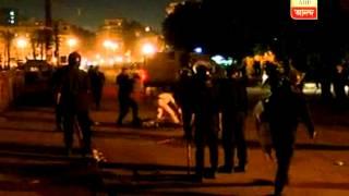 Riot in Egypt protesting US film