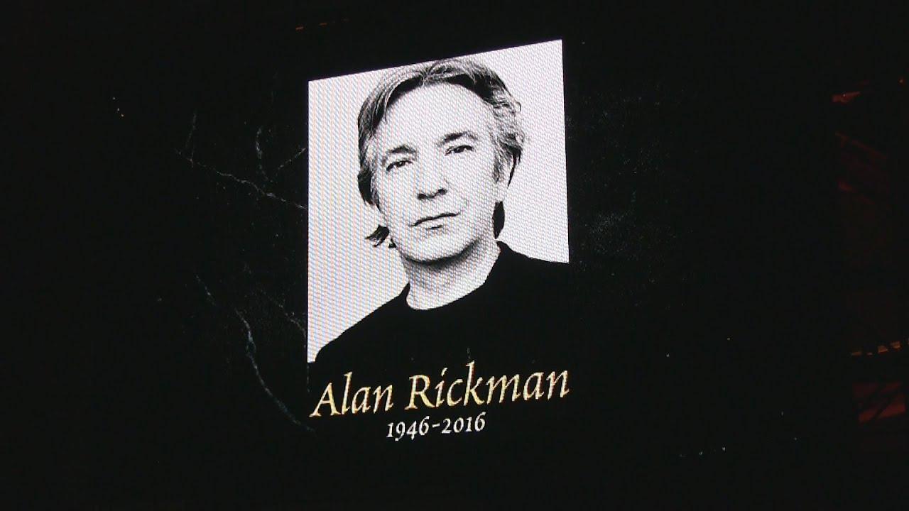 J.K. Rowling's Tribute to Late 'Harry Potter' Star Alan Rickman Will ...