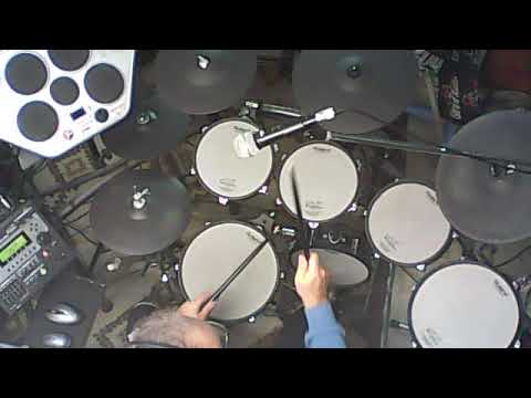 connel 74/75 cover drum roland td12