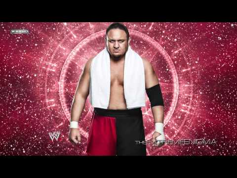 "2015: Samoa Joe 3rd and New WWE Theme Song ""Destroyer"""