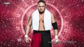 "2015: Samoa Joe 3rd and New WWE Theme Song ""Destroyer"""