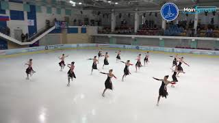 Пируэт Оренбург I этап Кубка России 2019 Короткая программа