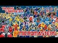 TRANSFORMERS: THE BASICS On MICROMASTERS