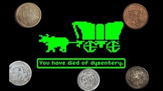 YOU WONT BELIEVE WHAT WE FOUND METAL DETECTING THE OREGON TRAIL!