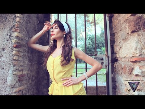Vintage Fashion Story in Rome - (Deuanproductions.com)