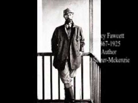 Percy Fawcett  1867-1925