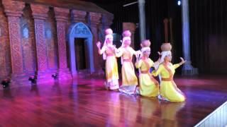 越南旅遊--美山(Mỹ Sơn)占城聖地古占婆舞蹈C / 世界遺產參訪