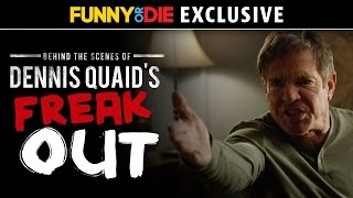 Dennis Quaids On Set Freak Out: The Full Video