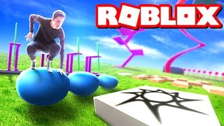 My REAL LIFE ROBLOX OBBY