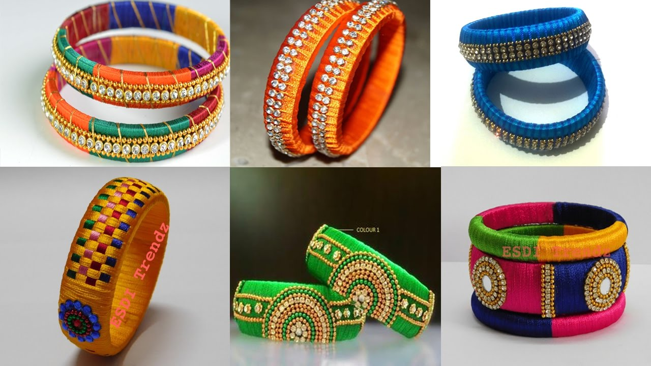 Hand Craft With Bangles