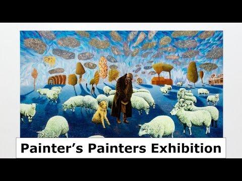 David Brian Smith Gallery - Painter's Painters ex - Saatchi Gallery - London - December 2016