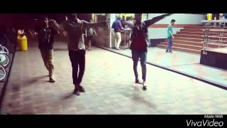 Kapil coriyogrfy by song 4 man down