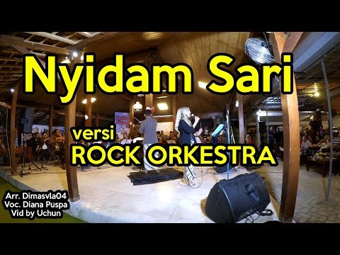 Nyidam Sari Versi Rock Orkestra - Sebul Gesek Orchestra #NGAMENSILLATURAHMI