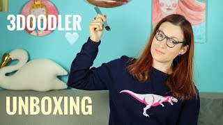 3Doodler | Unboxing και Testing | Χριστουγεννιάτικο Δώρο | DIY