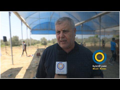 البطش: نحمل العدو مسؤولية حصار غزة وندعو للتصدي لاقتحامات الأقصى