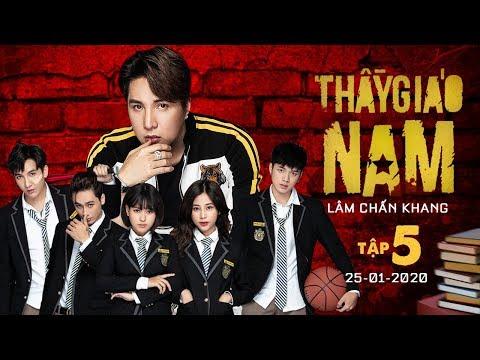 THẦY GIÁO NAM Tập 5 (Trailer) | Phim Tết 2020 | Lâm Chấn Khang, Suzie