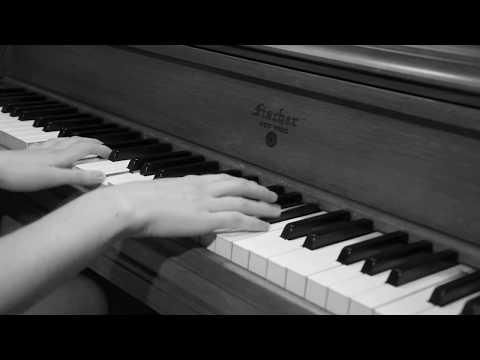 Poplar St - Glass Animals - Piano Cover