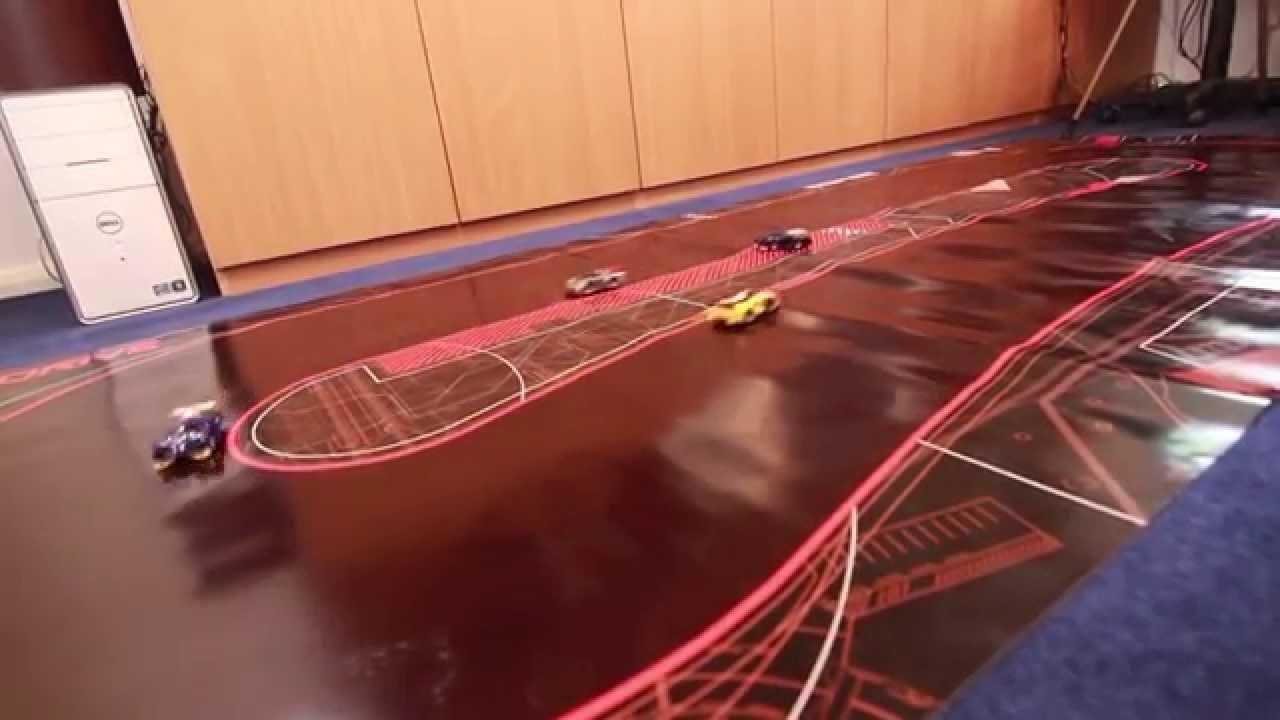 Anki Race Cars Youtube