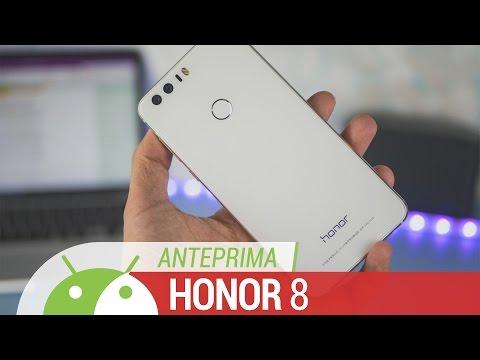 Honor 8 anteprima ITA da TuttoAndroid