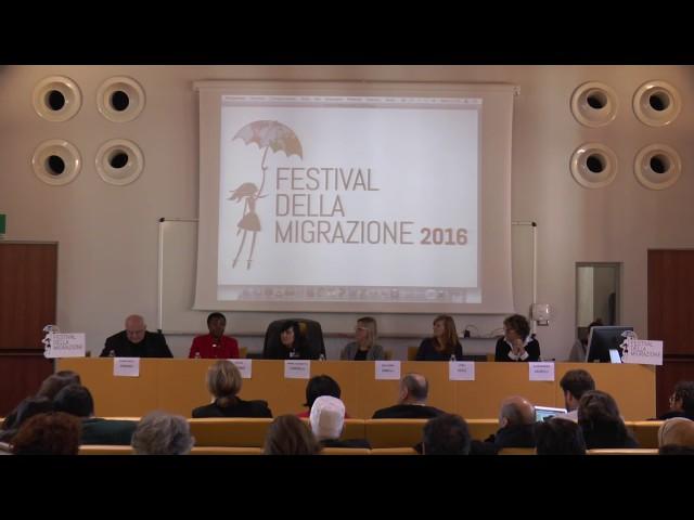 Festival della migrazione 2016 - intervento di Cecile Kyenge