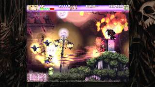 CGRundertow DEATHSMILES for Xbox 360 Video Game Review