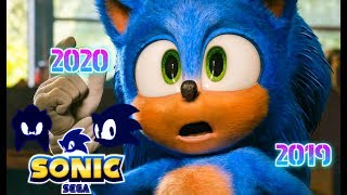 LAST SONIC REVIEW FOR 2019 NEW SONIC MOVIE FOOTAGE + NEW SONIC MOVIE MERCH & MORE All Info