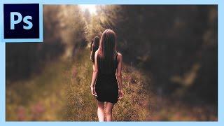 Как сделать классную женскую аватарку? Обработка фото в PhotoShop cs6 (LightRoom)