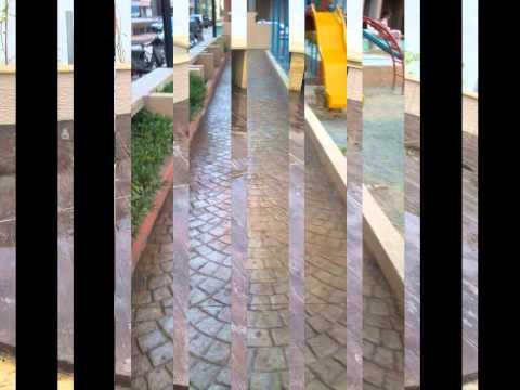 Stamp Concrete / Designer Concrete in Vashi Mumbai Panvel Thane Ghansoli Rable Mhape