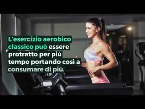 video youtube di aerobica per perdere peso
