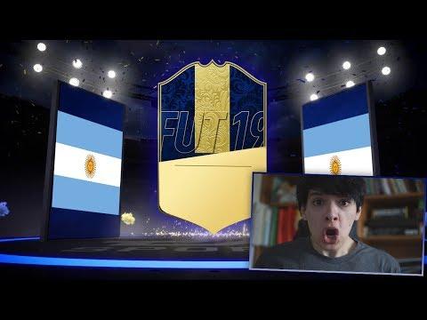 NON CI CREDO...HO TROVATO MESSI - TOTY PACK OPENING FIFA 19