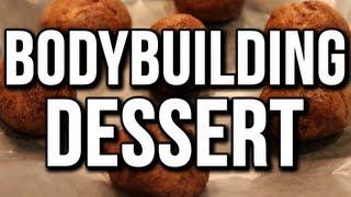 Bodybuilding Peanut Butter Protein Balls