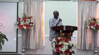 "Sunday Message by Pastor Kola Ayeye ""Living within your means Part 2"""