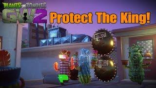 Video Mini Game Bobbox Says Plants Vs Zombies Garden Warfare 2