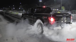 VMP's Roush Supercharged 2016 F150 5.0L